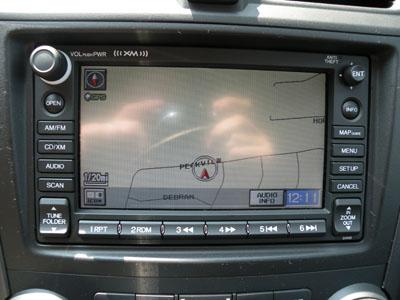 CR-V Navigation