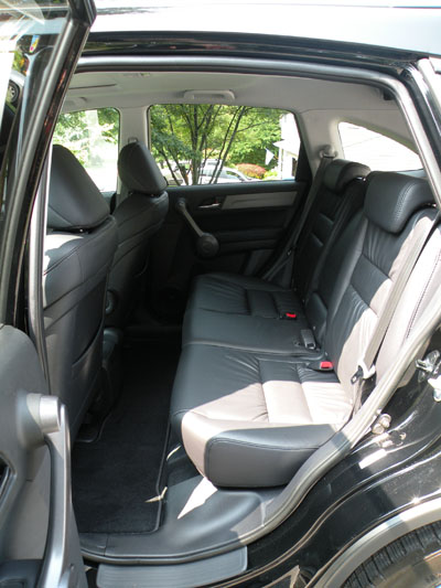 CR-V Back Seats