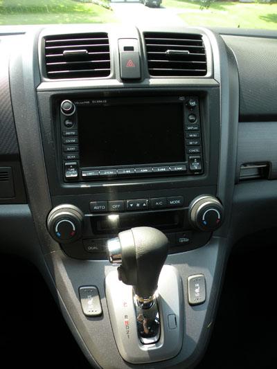 CR-V Console
