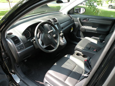 CR-V Front Seats